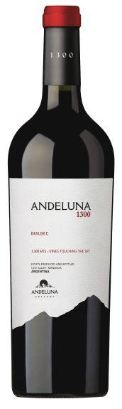 Andeluna 1300 Malbec 2014 ... im evinum Wein-Shop