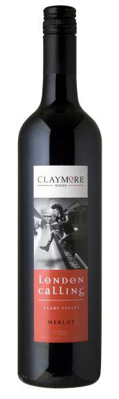 Claymore London Calling Merlot 2012 ... im evinum Wein-Shop