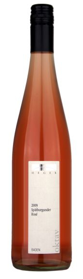 Weinhaus Joachim Heger Spätburgunder Rosé oktav Kabinett trocken 2013 ... im evinum Wein-Shop