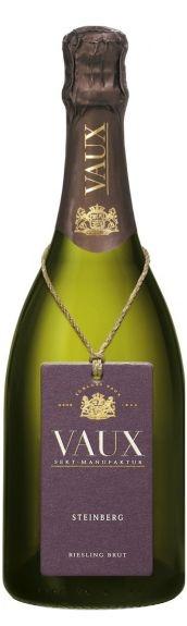 Schloss Vaux Steinberger Riesling Brut 2012 ... im evinum Wein-Shop