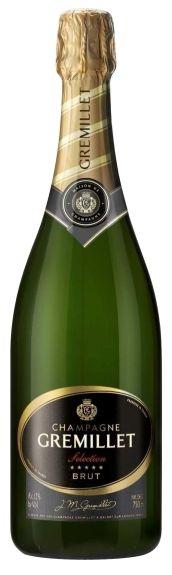 Champagne Gremillet Brut Sélection ... im evinum Wein-Shop