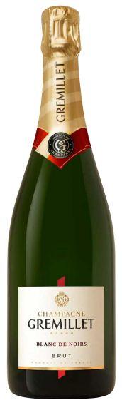 Champagne Gremillet Blanc De Noirs ... im evinum Wein-Shop