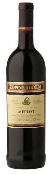 Zonnebloem Merlot 2012 ... im evinum Wein-Shop