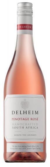 Delheim Pinotage Rosé 2015 ... im evinum Wein-Shop