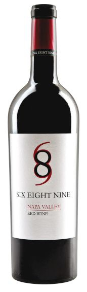 689 Cellars Six Eight Nine 2012 ... im evinum Wein-Shop