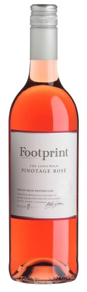 African Pride Wines Footprint The Long Walk Pinotage Rosé 2015 ... im evinum Wein-Shop