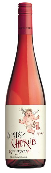 Montes Cherub Rosé of Syrah 2015 ... im evinum Wein-Shop