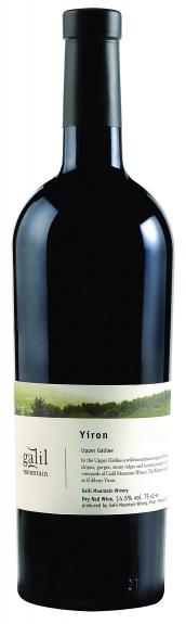 Galil Mountain Yiron 2011 ... im evinum Wein-Shop