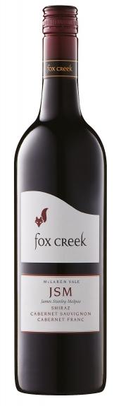 Fox Creek  JSM Shiraz / Cabernet Sauvignon / Cabernet Franc 2014 ... im evinum Wein-Shop