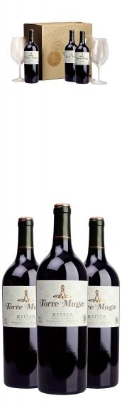 3er-Aktionspaket Bodegas Muga Torre Muga Rioja DOCa 2006  ... im evinum Wein-Shop