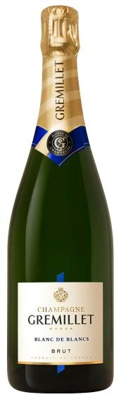 Champagne Gremillet Blanc De Blancs Brut ... im evinum Wein-Shop