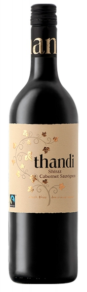 Thandi Shiraz Cabernet Sauvignon Fairtrade Western Cape 2013 ... im evinum Wein-Shop