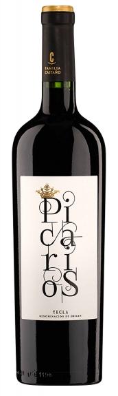 Castano Picarios 2014 ... im evinum Wein-Shop