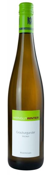 Winter Wertstück Grauburgunder trocken 2014 ... im evinum Wein-Shop