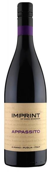 A Mano Imprint Appassito Primitvo Puglia IGT 2012 ... im evinum Wein-Shop